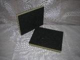 houbička brusná flexibilní 2 - stranně posypaná 123 x 96 x 12,5 mm P80 SW502 KLINGSPOR