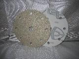 kotouč brusný na suchý zip P600 průměr 150 mm 9děr PS73BWK/CWK KLINGSPOR