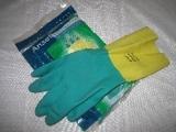rukavice bi-colour AlphaTec 7,5-8 pár ANSELL