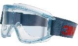 brýle ochranné uzavřené 3M 2890A (2790A) acetátový zorník
