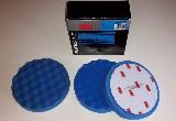 kotouč leštící 3M 50388 Perfect-it III molitanový, modrý, průměr 150 mm