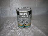 barva na nárazníky a plasty Bumper Color černá ROBERLO 1 litr
