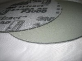 kotouč pěnový brusný na suchý zip P3000 průměr 150 mm Trizact 50414 3M