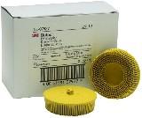 kotouč brusný Roloc Bristle průměr 75 mm žlutý 3M 07527