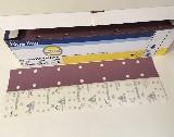 pásek brusný na suchý zip 70 x 420 mm P80 siaspeed SIA