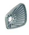 plošina (držák) filtru 3M 603 (balení 2 ks)