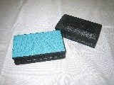 blok brusný 70 x 125 mm špalek na suchý zip