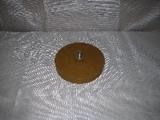 odstranovač fólií a lepidla pryžový, průměr 90 mm, závit M8