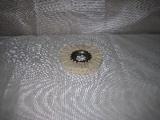 kotouč leštící řasený 80 x 10 x 19,2 mm MOLINO