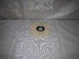kotouč leštící řasený 100 x 10 x 19,2 mm MOLINO