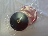 talíř podložný tvrdý TPV150M14T plastový, průměr 150 mm, závit M14, suchý zip