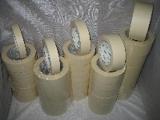 páska do 80 °C, krepová 30 mm x 50 m