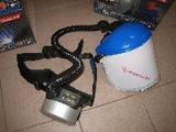 CLEAN-AIR BASIC DF jednotka filtrační MALINA SAFETY 800000XPA komplet (bez štítu)