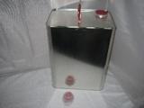 kanystr plechový 10,0 litrů
