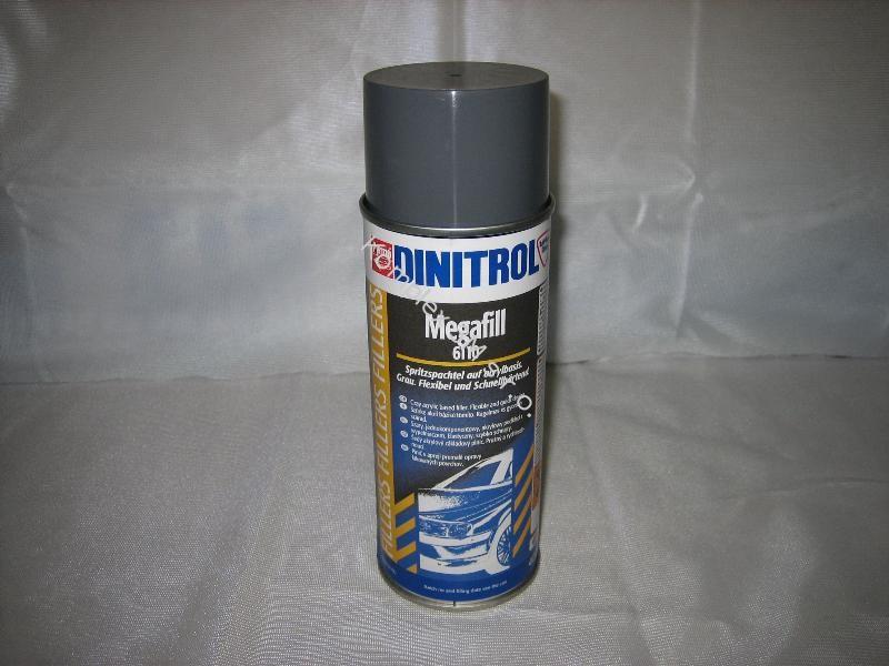 c766599cc0631 sprej plnič šedý 6110 400 ml DINITROL